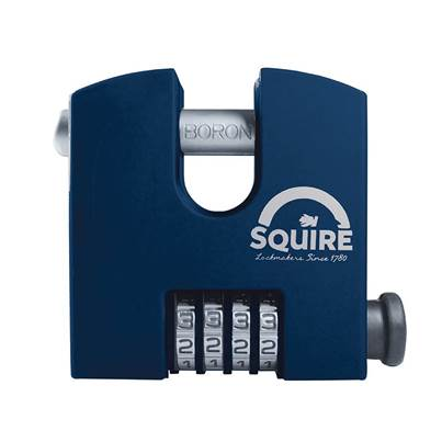 Henry Squire Stronghold Re-Codeable Padlocks
