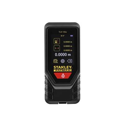 Stanley Intelli Tools TLM165SI FatMax® Bluetooth® Laser Measurer 60m