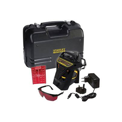 Stanley Intelli Tools Red Beam X3R Multi-Line Laser