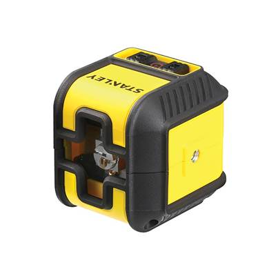 Stanley Intelli Tools Cubix™ Cross Line Laser Level (Red Beam)