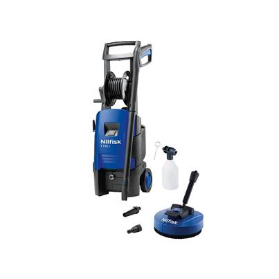 Kew Nilfisk Alto C130.1-6 P X-TRA Pressure Washer & Patio Brush 130 bar 240V