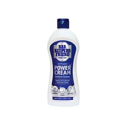 Kilrock Bar Keepers Friend® Power Cream Surface Cleaner 350ml