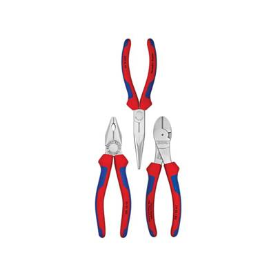 Knipex Assembly Pack Pliers Set 3 Piece