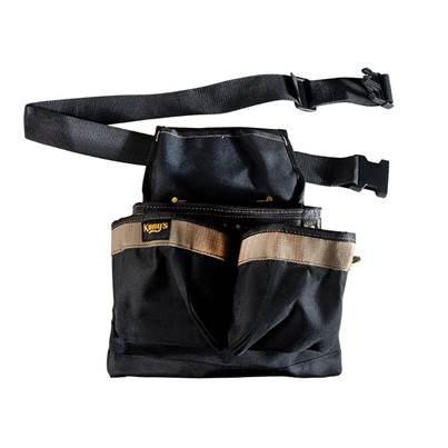 Kuny's PK-1836 5 Pocket Framer's Nail/Tool Pouch With Belt