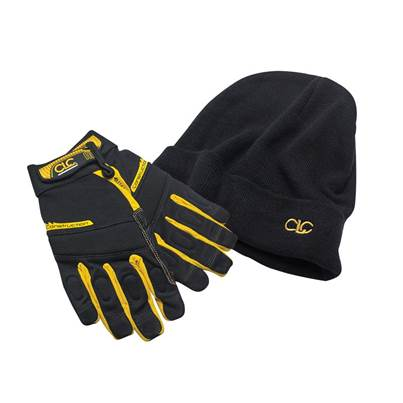 Kuny's PK3015 Work Gloves + Beanie Hat