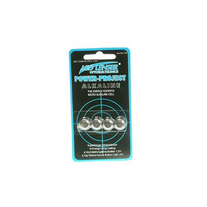 Ledlenser 7708 Alkaline Battery 1.5V (AG13) Pack of 4