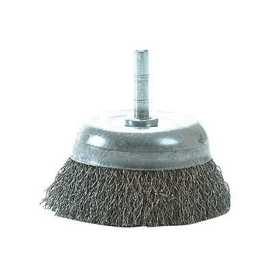 Lessmann DIY Cup Brush With Shank