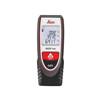 Leica Geosystems DISTO™ One Laser Distance Measure 20m