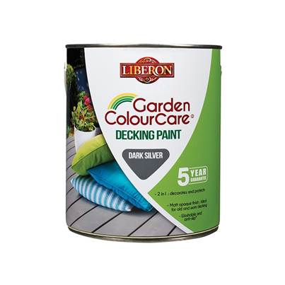 Liberon Garden Colour Care Decking Paint
