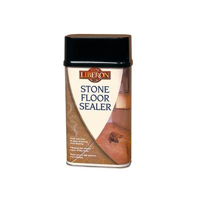 Liberon Colour Enhancer Stone Floor Sealer