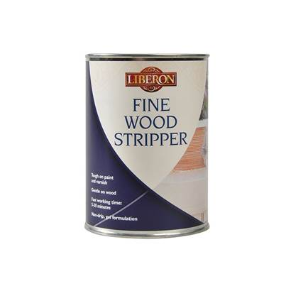 Liberon Fine Wood Stripper 500ml