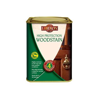 Liberon High Protection Woodstain Scandinavian Pine 1 litre
