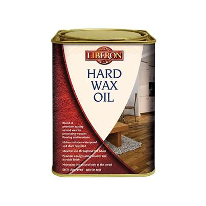 Liberon Hard Wax Oil Clear