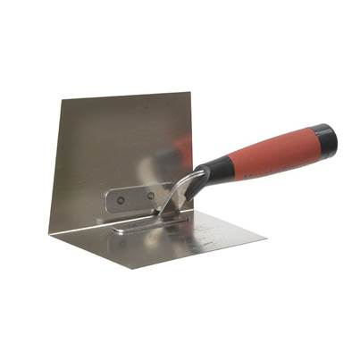 Marshalltown M24D Internal Dry Wall Corner Trowel DuraSoft® Handle