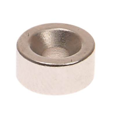 E-Magnets Countersunk Magnets 10mm