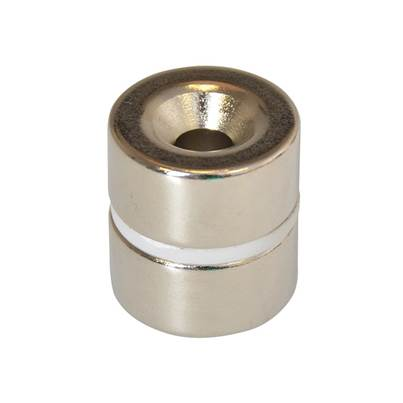 E-Magnets Countersunk Magnets 20mm