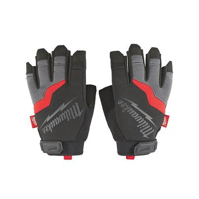 Milwaukee Hand Tools Fingerless Gloves