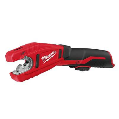Milwaukee Power Tools C12 PC-0 Compact Pipe Cutter 12V Bare Unit