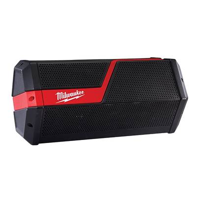Milwaukee Power Tools M12-18 JSSP-0 Jobsite Speaker 12/18V Bare Unit