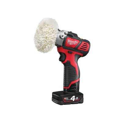 Milwaukee M12 BPS Cordless Sander/Polisher