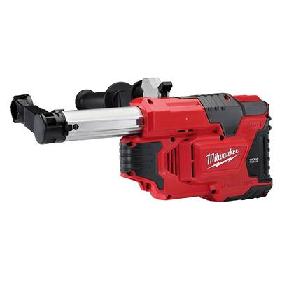 Milwaukee Power Tools M12 DE-0 Universal Dust Extractor 12V Bare Unit