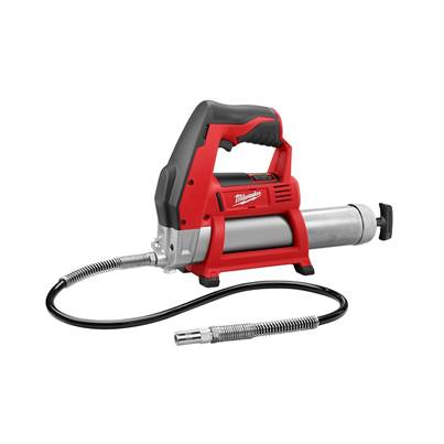 Milwaukee Power Tools M12 GG-0 Cordless Grease Gun 12V Bare Unit