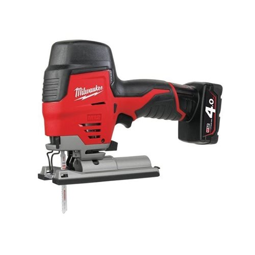 Milwaukee Power Tools M12 JS Sub Compact Jigsaw