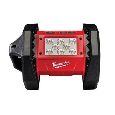 Milwaukee Power Tools M18 AL-0 LED Area Light 18V Bare Unit