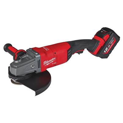 Milwaukee Power Tools M18 FLAG230XPDB Angle Grinder 18V 1 x 12.0Ah Li-ion