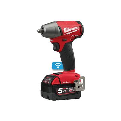 Milwaukee Power Tools M18 Fuel™ ONE-KEY™ 3/8in Friction Ring Impact Wrench