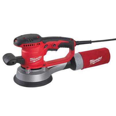 Milwaukee Power Tools ROS 150E-2 Random Orbital Sander 150mm 440W 240V