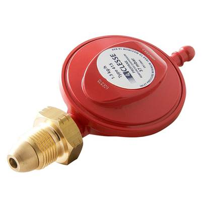 Miscellaneous 37mbar 1.5kg/h Propane Bottle Regulator