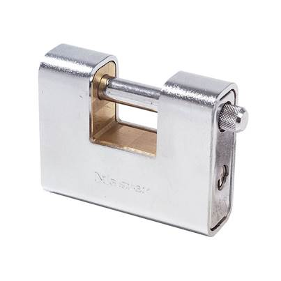 Master Lock Solid Armoured Zinc Body Shutter Padlocks