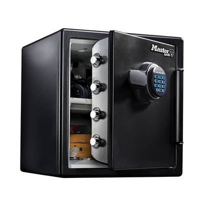 Master Lock Digital Fire & Water Safe