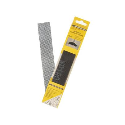 Monument 3024O Abrasive Clean Up Strips (Pack of 10)
