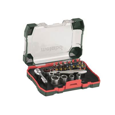 Metabo 26 Piece Bit Set