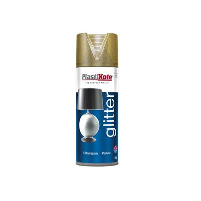 PlastiKote Glitter Effect Spray