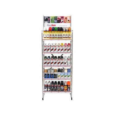 PlastiKote 2Ft Floor Display Complete 52-Piece