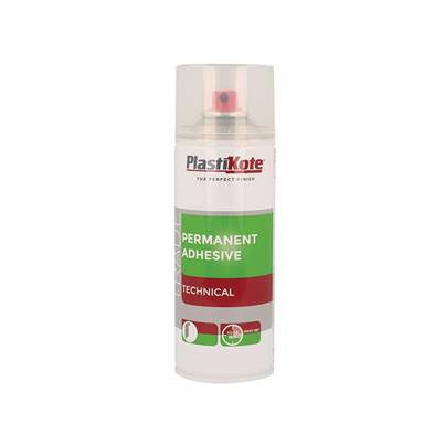 PlastiKote Trade Permanent Spray Adhesive 400ml