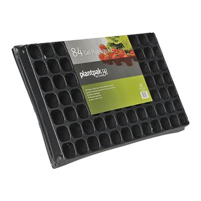 Plantpak Plug Tray 84 Cell (14 x Packs of 2)