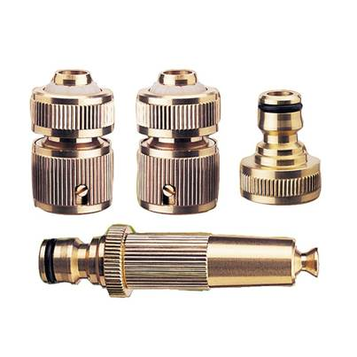 Rehau Brass Fittings Starter Set 12.5mm (1/2in)
