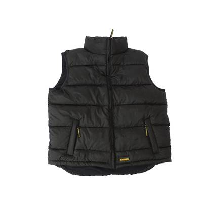 Roughneck Clothing Black Gilet