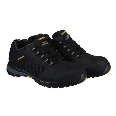 Roughneck Clothing Stealth Safety Trainers
