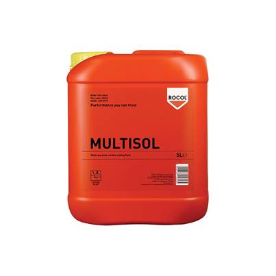 ROCOL MULTISOL Water Mix Cutting Fluid