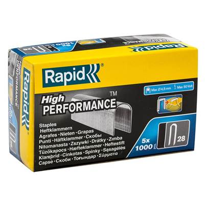 Rapid 28 Series Staples