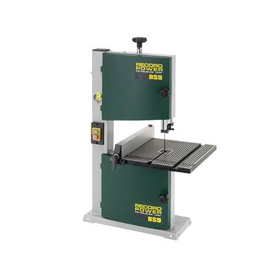 Record Power BS9 Hobby Bandsaw 300W 240V