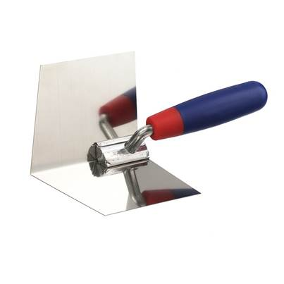 R.S.T. 8200 Internal Corner Trowel Soft Touch Handle