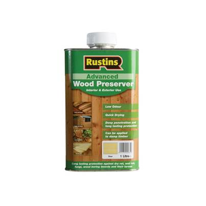 Rustins Advanced Wood Preserver