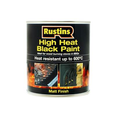 Rustins High Heat Paint