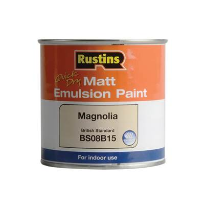 Rustins Quick Dry Matt Emulsion Paint